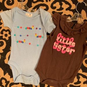 Other - Two Baby Onesies (lightly used)